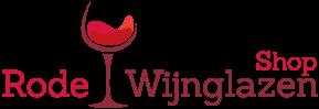 Rode Wijnglazen shop
