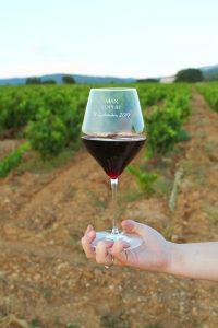 wijnglazen graveren huwelijk